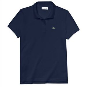 Lacoste Short Sleeve Classic Fit Polo